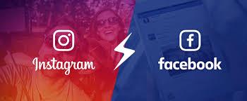 dimniko - instagram vs facebook