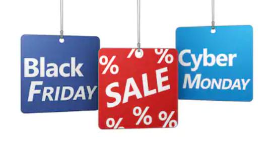 DimNiko - Black Friday Cyber Monday