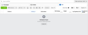 DimNiko | New Ad Account